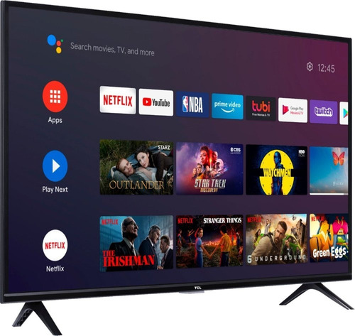Pantalla Tcl 40s330 40 PuLG Led Fhd 1080p Android Smart Tv