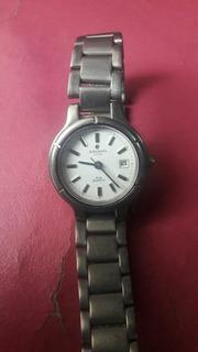 Reloj Junghans Titanium De Damas