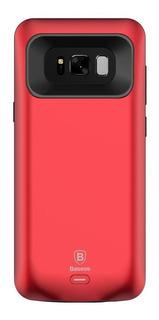 Capa Carregadora Baseus Geshion 5500 Mah P/ Samsung S8 Plus
