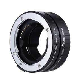 Viltrox Dg - Eos M Tubo Automático De Extensão 10mm E 16mm A