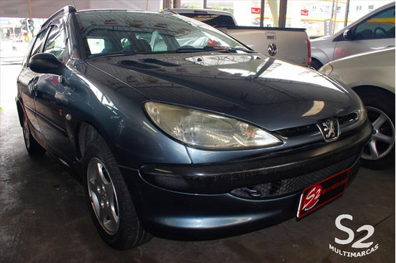 Peugeot 206 1.6 Presence Sw 16v