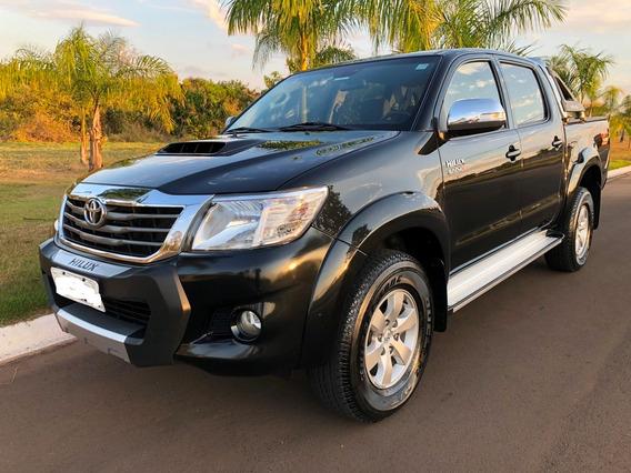 Toyota Hilux Srv 3.0 4x4 Diesel Automatico 55 Mil Km