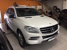 Mercedes-benz Classe Ml 350, Modelo Bluetec, Diesel, 2013.