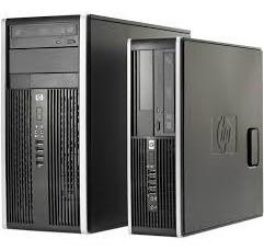 Pc Hp Compaq 6000 Pro 4gb Small Core 2 Duo Ddr3
