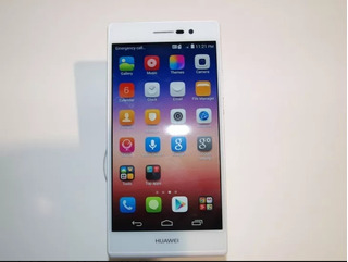 Huawei P7 Liberado 2gb De Ram Y 16gb Rom