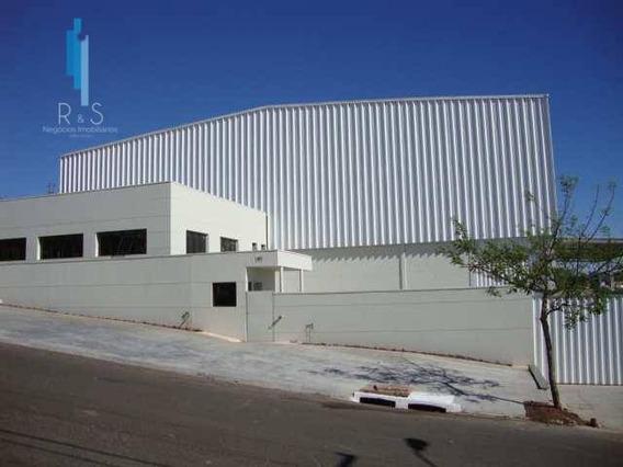 Galpão Para Alugar, 2751 M² Por R$ 44.000/mês - Leitão - Louveira/sp - Ga0017