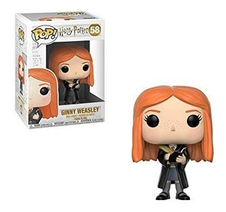 Funko Pop! Harry Potter: Ginny Weasley #58