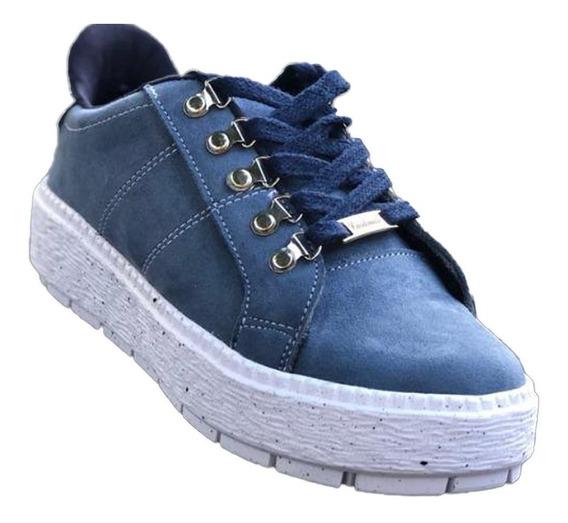 Zapato Oxford Mocasín Zapatilla Bolichero Dama