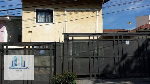 Imagem 1 de 11 de Sobrado Residencial Com 4 Dormitórios À Venda Na Rua Caiacanga-  Mirandópolis, São Paulo/sp - So0077