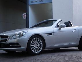 Mercedes Benz Clase Slk Slk250 Cgi At 2013 18000 Kms