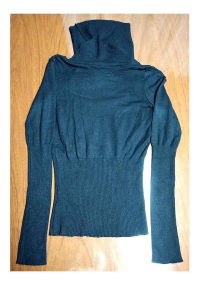Sweater Muaa Talle 40 Negro