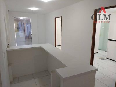 Sala Comercial Para Locação, Jardim América/montese, Fortaleza. - Sa0001