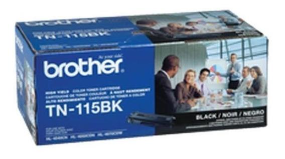 Cart Toner Brother Dcp9045/tn115bk Preto Original
