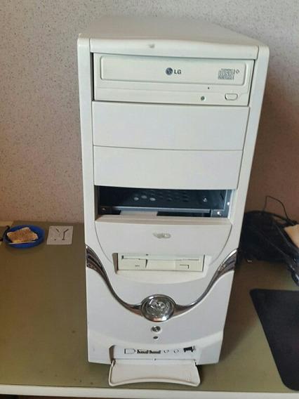 Computador Cpu Amd Sempron 2400+/ 2 Hd