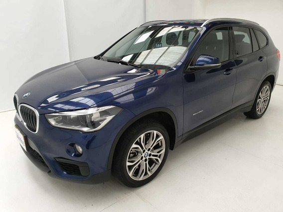 Bmw X1 Sdrive Exclusive 20i 2.0 Aut 5p 2017 Ixm235