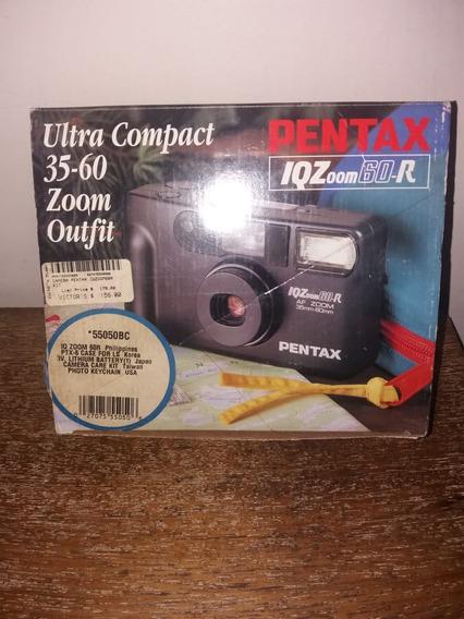 Máquina Fotográfica Pentax 60 R Funcionando Completa