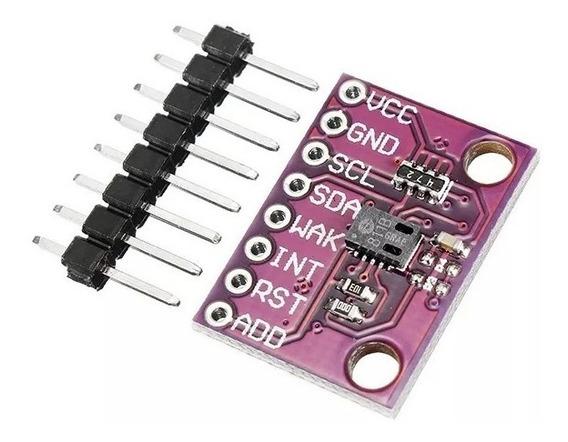 Módulo Sensor Ccs811 Dióxido De Carbono Co2 Qualidade Do Ar