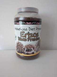 Alimento Premium Para Erizo Africano 2.5kg