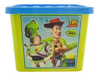 Jueguetero Organizador Toy Story Disney Contenedor Juguetes