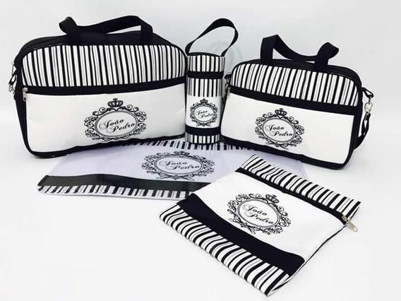 Kit De Bolsa Maternidade Personalizado