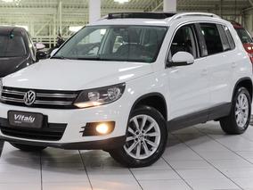 Volkswagen Tiguan 2.0 Tsi Awd 2015 * Teto Panorâmico!!! Top!