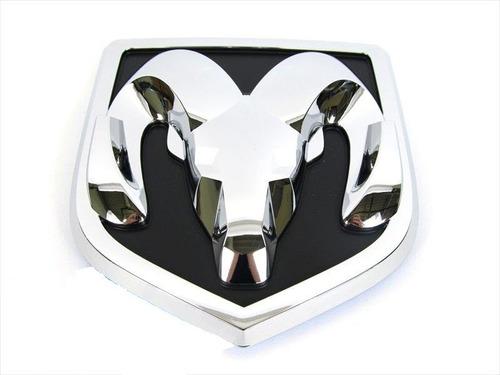 Insignia Emblema Dodge Ram Trasera Años 2011 A 2017 Y Otros