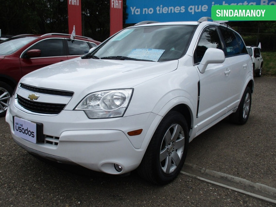 Chevrolet Captiva Sport Ls 2.4 Aut 5p Mfw967