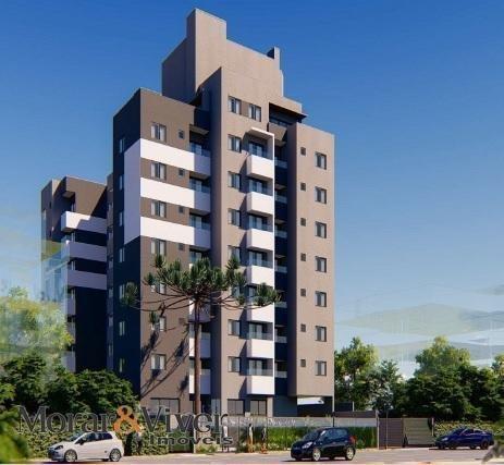 Imagem 1 de 15 de Apartamento Para Venda Em Curitiba, Bacacheri, 1 Dormitório, 1 Banheiro - _1-1523329