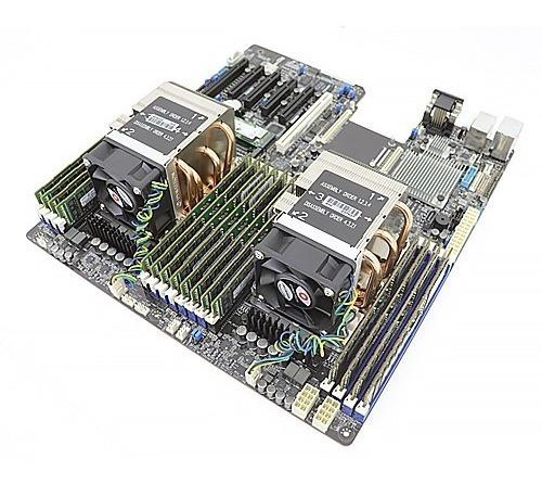 Kit Placa Mãe Z11pr-d16 + Processador Xeon 3647 + 512gb Ddr4