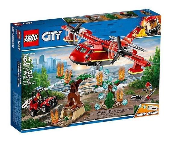 Lego City Avión De Bomberos 60217