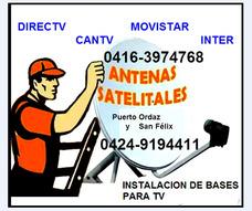Servicio Directv Cantv Movistar Inter Drywall