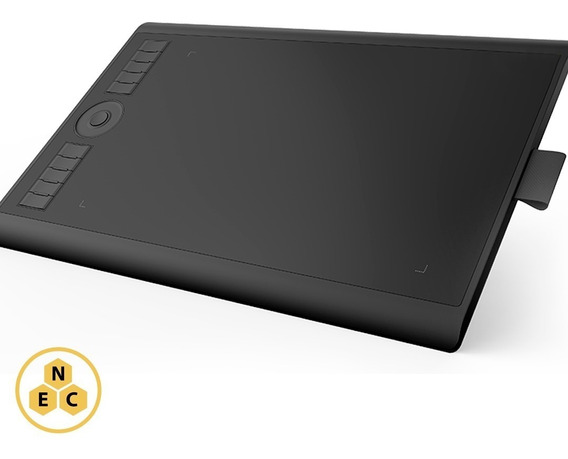 Mesa Digitalizadora Gaomon M10k Tablet Customizável 10