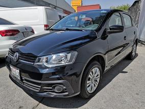 Volkswagen Gol 1.6 Trendline Mt 5 P Credito+garantia