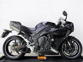 Yamaha Yzf R1 2012 Preta