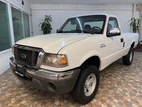 Ford Ranger Pickup Xl L4 5vel Aa Mt Aire Impecable Bonita