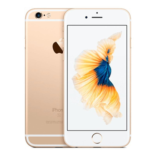 Celular Smartphone Apple iPhone 6 32gb Dourado - 1 Chip