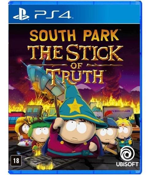 South Park The Stick Of Thruth Ps4 Mídia Física Novo Lacrado