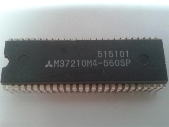 C.i. Microprocessador M37210m4-560sp