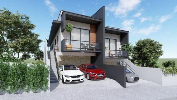 Casa Á Venda (em Construção)- Jardim Dos Pinheiros - Atibaia/sp - Ca1642