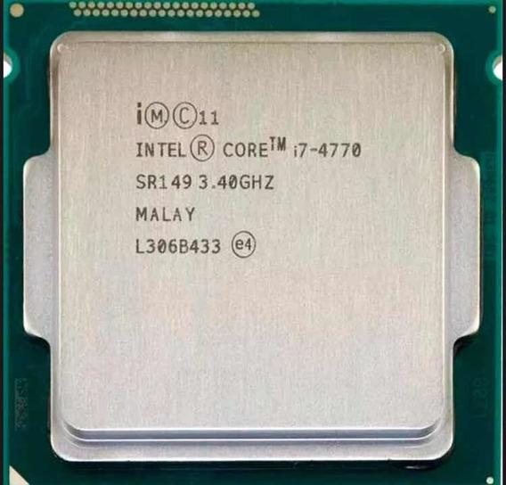 I7 4770 3.4ghz Socket 1150
