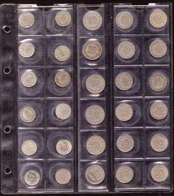 Argentna Coleccion 30 Niqueles 1920-59 Imperdible Vea