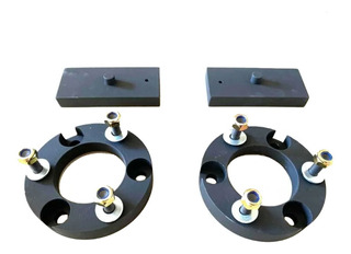 Lift Kit Elevadores Toyota Hilux Delantero 5cm Y Trasero 2cm