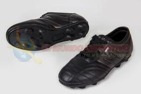 4dbe587dc Zapatos De Futbol Negros Totalmente en Mercado Libre México