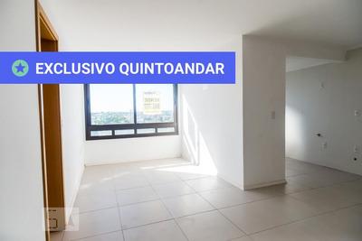 Apartamento No 9º Andar Com 1 Dormitório E 2 Garagens - Id: 892907673 - 207673