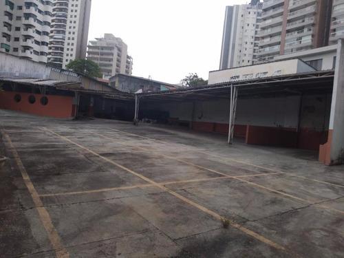 Galpão Para Alugar, 1260 M² - Centro - São Bernardo Do Campo/sp - Ga1307
