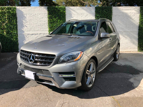 Mercedes Benz M 5p Ml 500 V8 4.7 Bi Turbo Aut