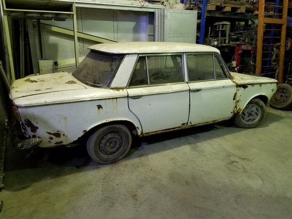 Fiat 1500 $2800 Total. Un Regalo