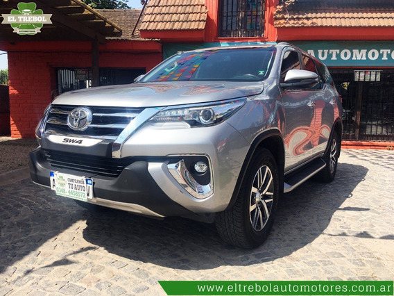 Toyota Sw4 2.8 Srx 4x4 At 2018