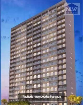 Apartamento Com 1 Dormitório À Venda, 27 M² Por R$ 166.300,00 - Vila Ema - São Paulo/sp - Ap2151