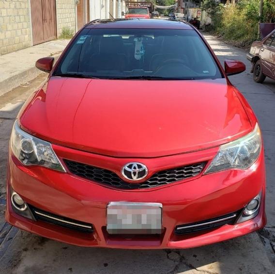 Toyota Camry Motor 3.5 2012 Rojo 5 Puertas